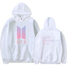 BTS Love Yourself: Her Hoodies (6 Models)