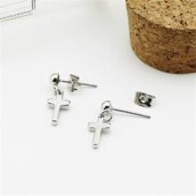 Bangtan7 Cross Earrings