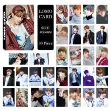 Bangtan7 30 Photo Cards Album (24 Models)