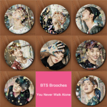 BTS Pin Badges (19 Models)