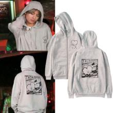 Bangtan7 TATA MANG Zipper Hoodie (5 Colors)