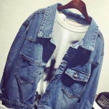 BTS Women Denim Jacket (7 Models)