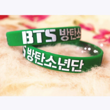 BTS Silicone Wristband (2 Colors)