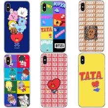 BTS BT21 iPhone Cases (18 Models)