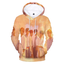 BTS 3D Print Hoodies (5 Models)