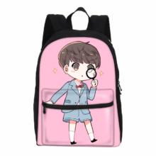 Bangtan7 Print Backpacks (8 Models)