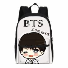 BTS Print Backpacks (8 Models)