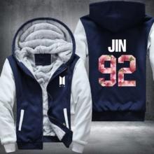 BTS Jin 92 Hoodie Jacket (5 Models)