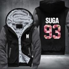 Bangtan7 Suga 93 Hoodie Jacket (5 Models)