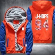 Bangtan7 J-Hope 94 Hoodie Jacket (5 Models)