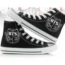 BTS Canvas Canvas Shoes (6 Models)