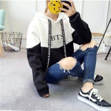 BTS Two Color Hoodies (6 Models)