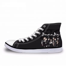 Bangtan7 High Top Canvas Shoes (12 Models)