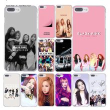 Lavaza BLACK PINK BLACKPINK kpop collage Phone Cover Case for Apple iPhone X XR XS Max 6 6S 7 8 Plus 5 5S SE 5C 4S 10 Cases