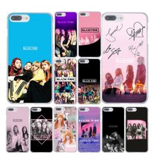 Lavaza BLACK PINK k-pop BLACKPINK kpop collage  Cover Case for iPhone X XS Max XR 6 6S 7 8 Plus 5 5S SE 5C 4S 10 Phone Cases
