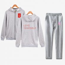 BTS Love Yourself Hoodie & Pants Set