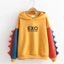 EXO Dinosaur Hoodies (4 Models)