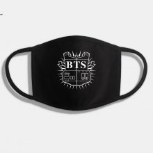 LUCKYFRIDAYF 2018 KPOP BTS LOVE YOURSELF Logo New Breathable Dust Cotton Mouth-muffle Face Mask Maschere Antipolvere Masques
