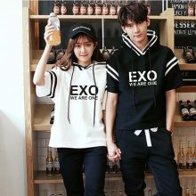 EXO Hooded Sweatshirts For Both (8 Models)