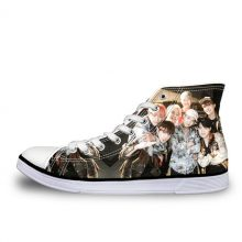 BTS Print Shoes #1