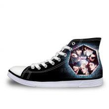 BTS Print Shoes #3