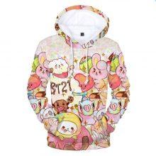 Frduntommy 3D Hoodies Women/Men Fashion Autumn Hoodie Hot Sale Hoodie Sweatshirt Creative Design Lovely Hoodie Women 4XL