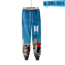 BTS 3D Print Pants (10 Models)