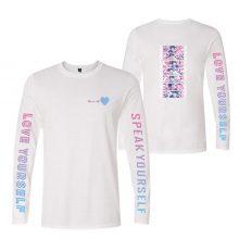 Bangtan7 Love & Speak Yourself Long Sleeve Shirts (4 Models)