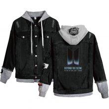 Bangtan7 Beyond The Scene Denim Jacket (4 Models)
