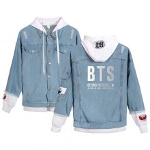 Bangtan7 Beyond The Scene Denim Jacket #2 (4 Models)