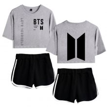 Bangtan7 Dynamite Crop Top & Pants Set (22 Models)