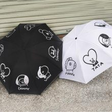Bangtan7 BT21 Umbrella (2 Colors)