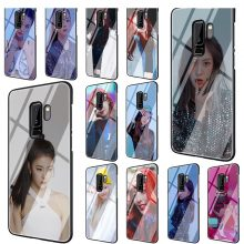 ITZY Samsung Tempered Glass Case (12 Models)