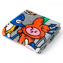 BTS BT21 Halloween Blanket