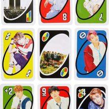 Bangtan7 UNO Game Cards