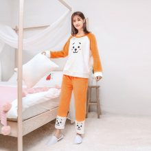 BTS BT21 Flannel Warm Pajamas (7 Models)