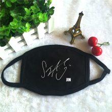 BTS Bias Signature Face Masks (8 Models)