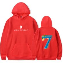 Bangtan7 Map Of The Soul 7 Hoodie (6 Colors)
