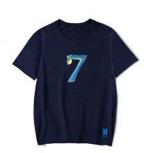 Bangtan7 Map Of The Soul 7 T-Shirt #2 (5 Colors)