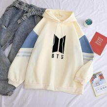 BTS Two-Color Hoodie (6 Models)