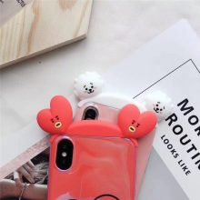 BTS BT21 IPhone Cases (3 Models)