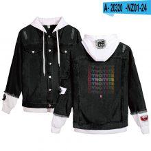 Bangtan7 Dynamite Denim Jacket (12 Models)